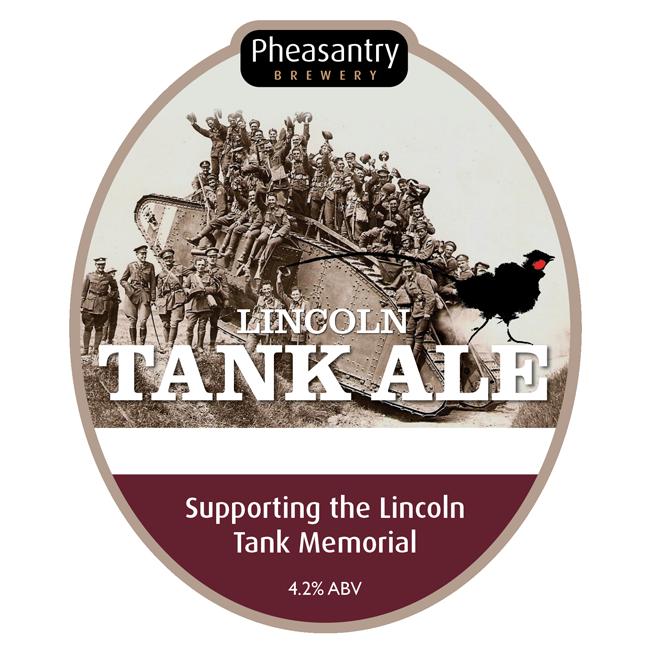 Lincoln Tank Ale x 12 bottles 500ml